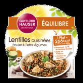 Lentilles-cuisinées